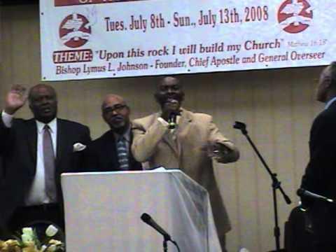 """Bishop Douglas Jackson """"Im Still Standing"""""""