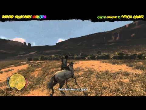 Red Dead Redemption Unicorn Location Guide Youtube