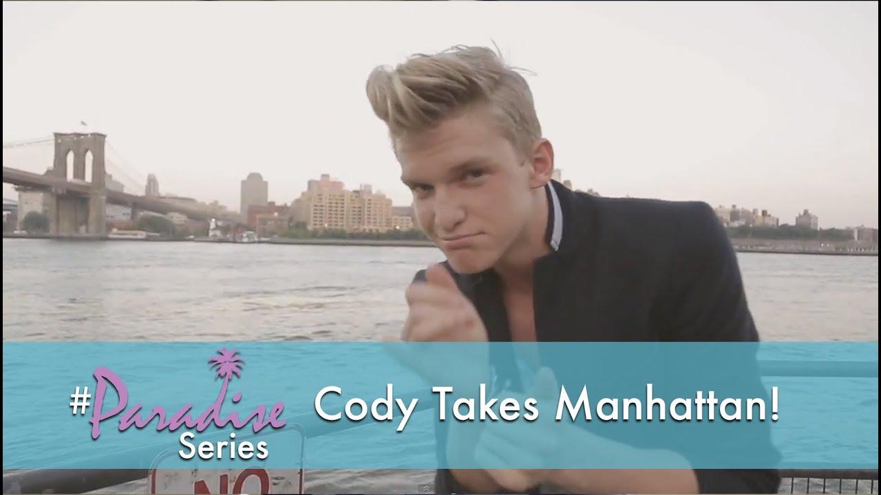 Cody Simpson Takes Manhattan! The Paradise Series: Episode 24