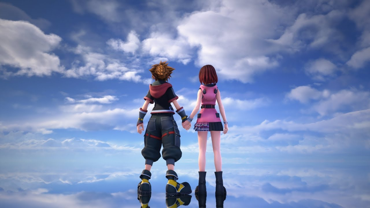 KINGDOM HEARTS III Re Mind [DLC] Trailer