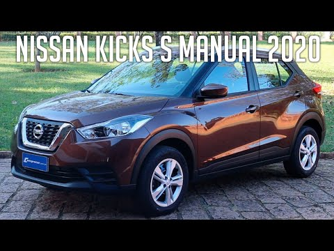 Avaliação: Nissan Kicks S manual 2020