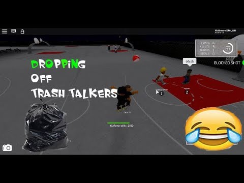 RBW2 | DROPPING OFF A TRASH TALKER! | RioDaBaller