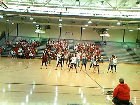 Morton Senior High School Dance Team