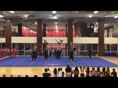 "Navarro College from Netflix ""CHEER"" Daytona Showoffs 2018"