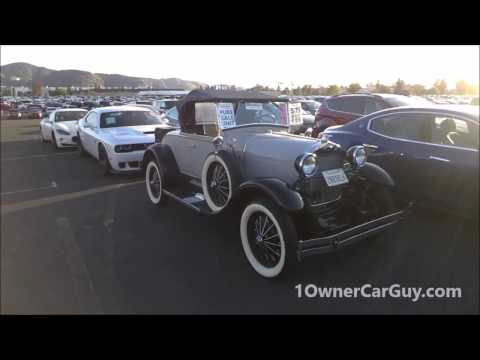 Ford Shay Model A Reproduction Roadster Video ~ Buy cars Wholesale