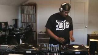 Classic Detroit Techno 1981 to 1991(The First Decade) Digging and Practicing Before a Gig (part 2)
