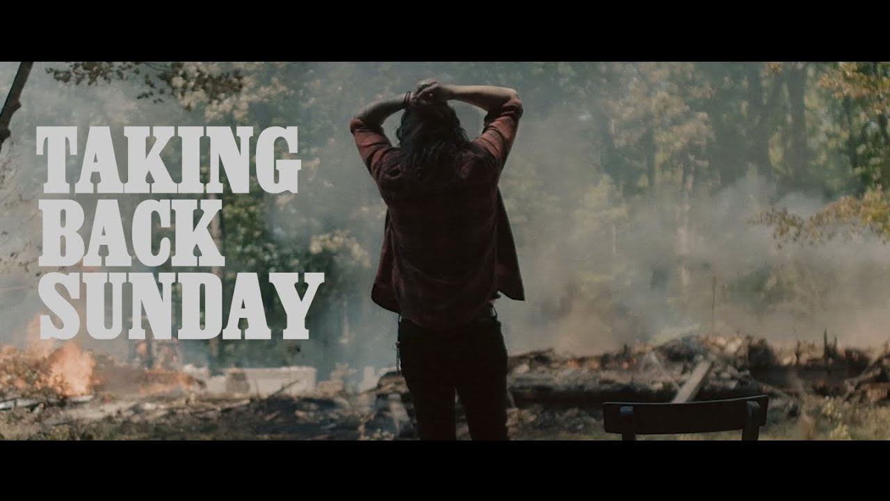 Taking Back Sunday   Better Homes And Gardens (Official Music Video)    YouTube