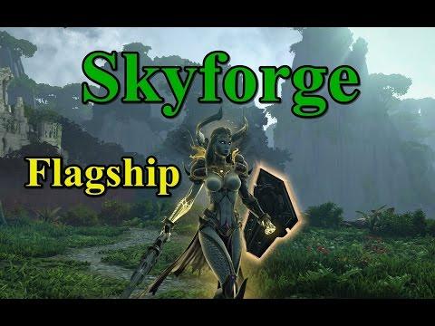 Skyforge - Phytonide Invasion (  Flagship  )
