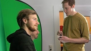 Ab zum Dreh! | Maxim Daily Vlog [070]