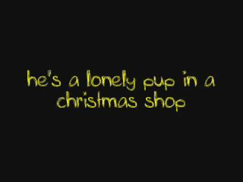 Lonely Pup (In A Christmas Shop) - Adam Faith  • Lyrics •