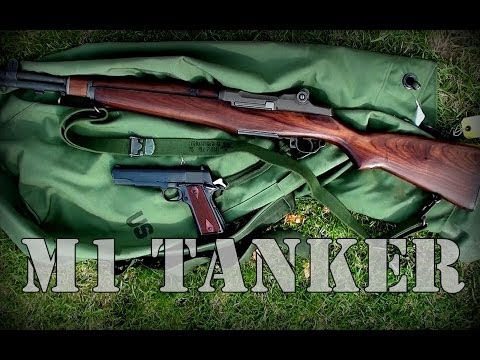 Series-70 Reissue and the Exploding T26 M1 Tanker Garand .308 Win
