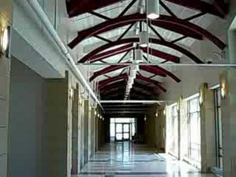The new Mary Fonseca elementary school