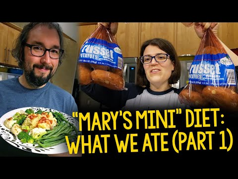 Vlog: What We Ate On