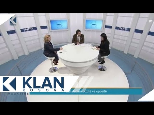 Info Magazine - Besa Gaxherri, Valdete Bajrami - 08.01.2016 - Klan Kosova