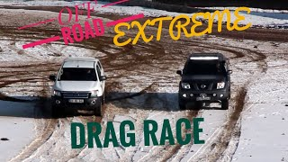 FORD RANGER vs NISSAN Navara vs DUSTER vs L200   OFF ROAD@TURKEY