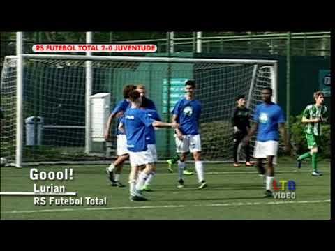 RS Futebol Total 3x1 Juventude - Amistoso