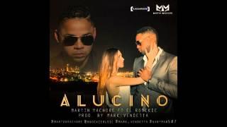 EL ROOCKIE FT MARTIN MACHORE - ALUCINO 2014 Audio Oficial