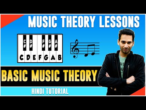 Music Theory Lesson #1 Hindi