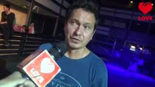 Репортаж о съемках клипа Димы Билана