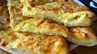 Быстрые Хачапури к завтраку