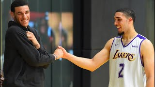 Lakers Make Trade To Draft LiAngelo Ball?