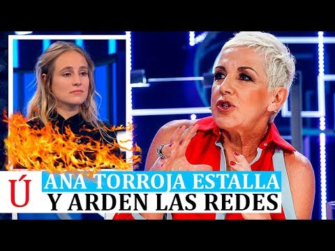 Ana Torroja estalla contra Operación Triunfo 2018 por el cambio de María y Miki en Quédate en Madrid