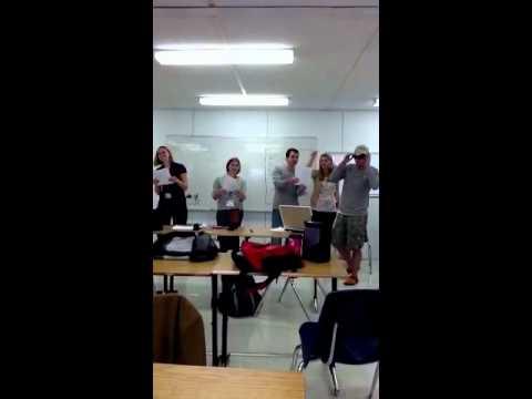 Traditional/ progressive education rap video