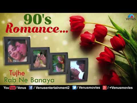 90's RomanceEvergreen Bollywood Songs CollectionJUKEBOX90's Romantic HitsBest Love Songs