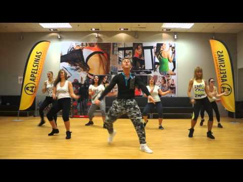 ZUMBA Icona Pop - Emergency