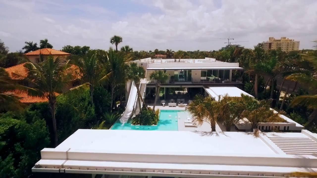 Pine Tree Drive Miami Beach Florida