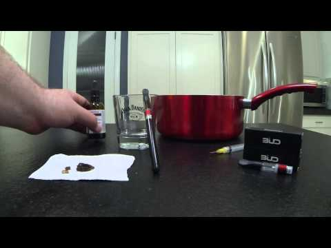 Marijuana E Liquid Tutorial HOW TO MAKE Cannabis E Juice from concentrates