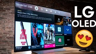 LG C7 Review - Best OLED TV?