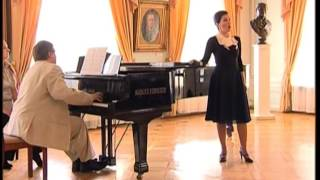 """Expectation"" (monoopera by M.Tariverdiev)/ ""Ожидание"" (моноопера на музыку М.Таривердиева)"