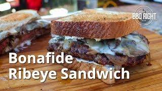 Bonafide Ribeye Sandwich