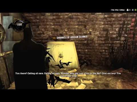 Batman Arkham Asylum on nVidia Shield Part 3