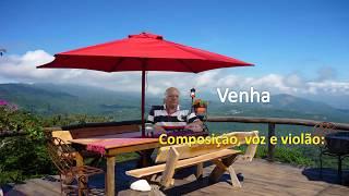 5 392 - Venha -  Composição, voz e violão -  Tadeu Medeiros