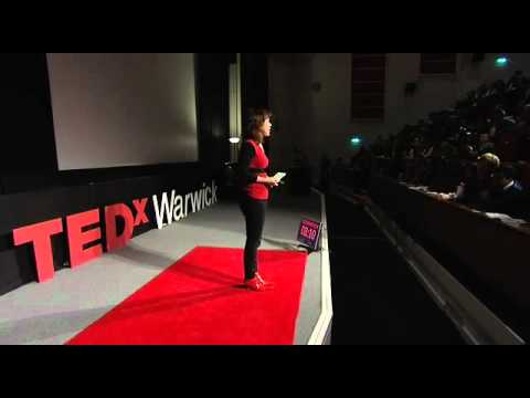 TEDxWarwick - Caroline Fiennes - Promoting a Green Lifestyle Choice