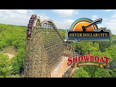 Silver Dollar City (Branson, MO) 4K HD