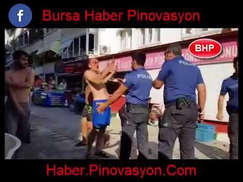 Küçük Kumla Kavga Gemlik Bursa Plajı 2018