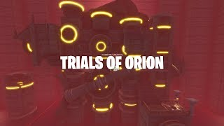 Trials of Orion (Fortnite Creative Map + Code)