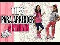 TIPS PARA APRENDER A PATINAR - Mariana Jaramillo?