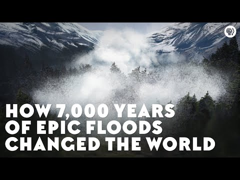 How 7,000 Years of Epic Floods Changed the World (w/ SciShow!)