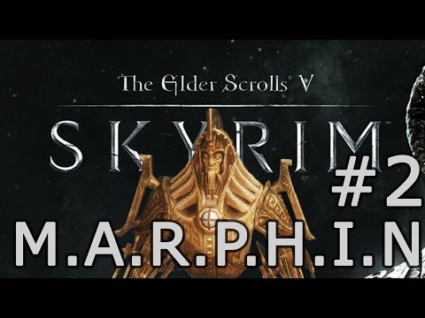 Skyrim Special M.A.R.P.H.I.N #2 (The Pirate Chef)