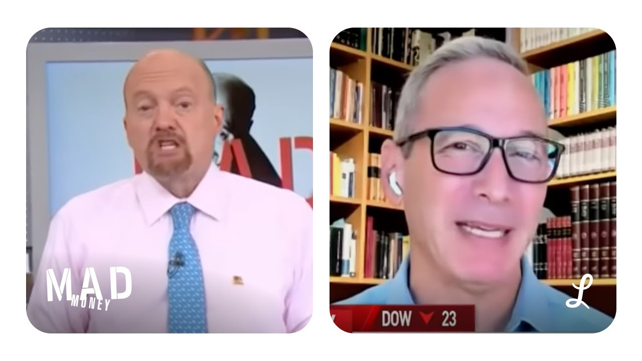 Insurance is the single most disruptable industry on the planet: LMND CEO joins Cramer on Mad Money