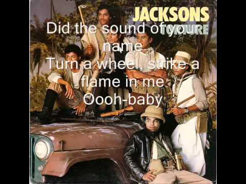 The Jacksons- Torture lyrics