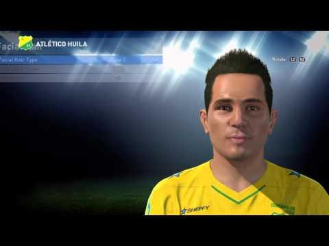 PES16 David Ferreira (Atletico Huila)