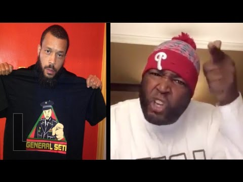 Twitter GOES CRAZY after Dr. Umar Johnson's Video Rant goes VIRAL~I'm the King Kong of Consciousness