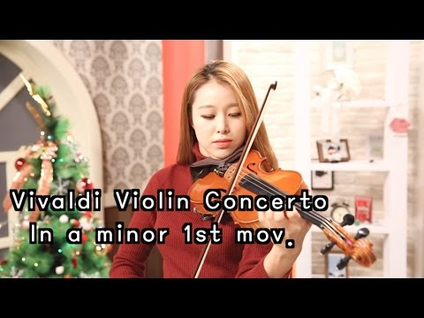 Vivaldi violin Concerto in a minor 1st mov._Suzuki violin Vol.4