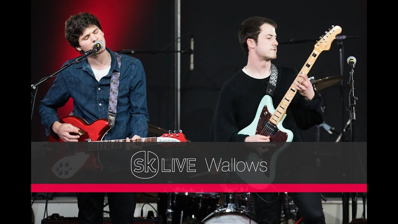 Wallows — Pictures of Girls [Songkick Live]