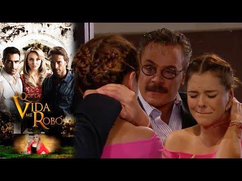 Pedro se reencuentra con María | Lo que la vida me robó - Televisa